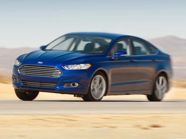 Ford Fusion (2013) Фото 4