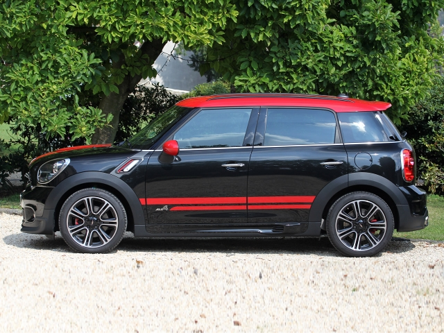 Mini Countryman John Cooper Works All4 (2013) Фото 3