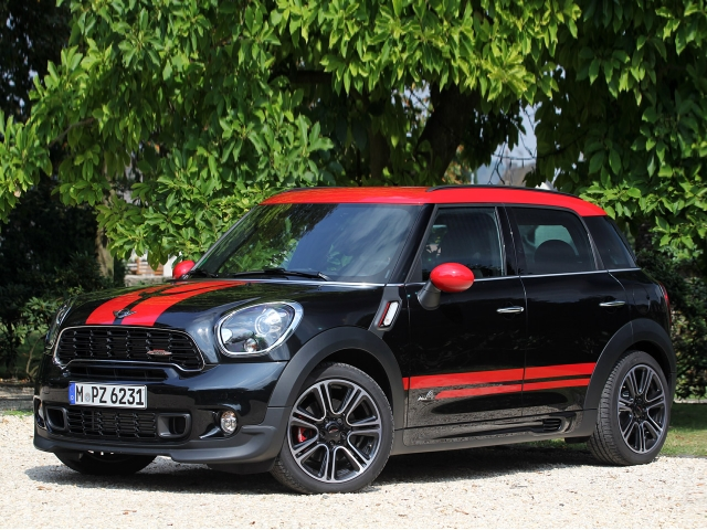 Mini Countryman John Cooper Works All4 (2013) Фото 4