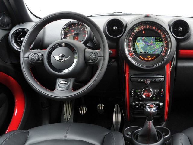 Mini Countryman John Cooper Works All4 (2013) Фото 8