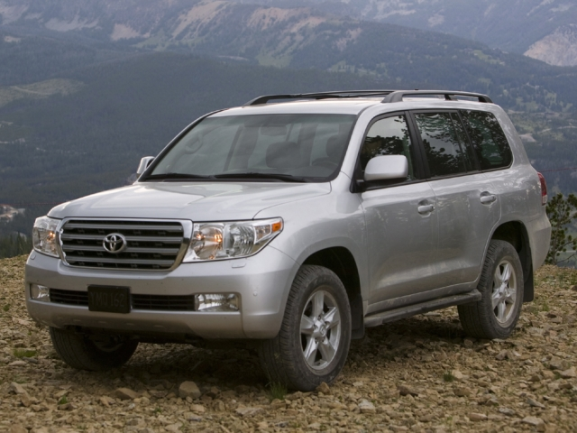 Toyota Land Cruiser 200 (2008) Фото 1